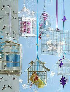 bird cage, hang bird, birdcag