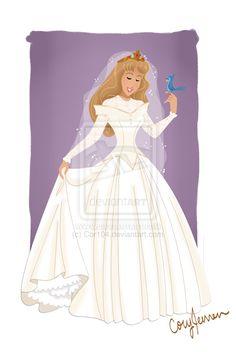 Aurora Wedding Gown