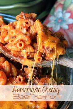 cheesi pasta
