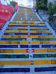 mosaic step