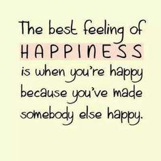 Feeling Of Happiness