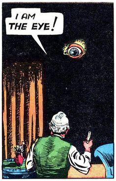 im the eye!