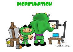Modification (SAMR model)