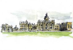 Castle Howard Front