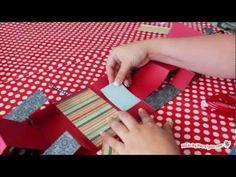 How to Make a Shutter Mini Album  #papercrafts