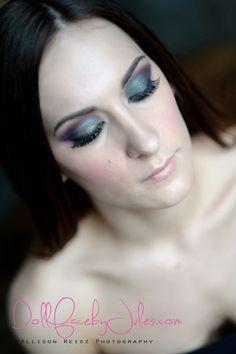 Model: Meredith  Photographer: Allison Reisz  Makeup: Jules De Jesus