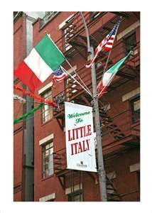 Little Italy, New York.