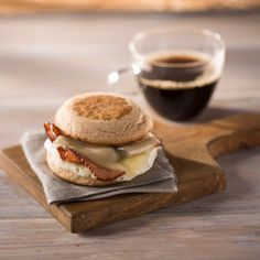 Starbuck's Reduced Fat Turkey Bacon, Cheddar  Cage-Free Egg Whites Breakfast Sandwich = just 230 calories