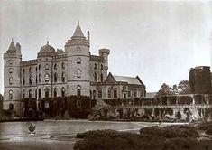 Douglas castle, Kirkcudbright, Scotland