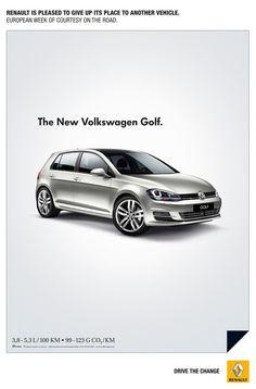 Renault - Courtesy VW
