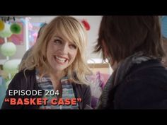 """""""Basket Case"""" - Pretty Darn Funny Season 2 - Ep. 4. Gracie faces-off with a rival PTA mom to prove who is the busiest—and best—mom by gathering the most donations for the school basket auction. But pulling together 30 cute baskets the night before the fundraiser is a bigger job than she bargained for..."""