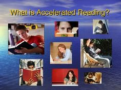 This is a 31 slide Powerpoint that explains the AR reading program to parents and students.  It includes a video segment from AR.