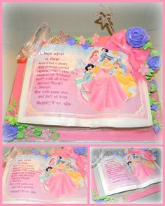 Princess Story Book