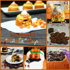 36 Halloween Recipes and Crafts