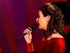 """This is such a beautiful love song, albeit a sad one.  Song about unrequited love by Linda Eder . . from the broadway musical """"Jekkyl and Hyde"""""""