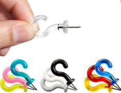 Pinhooks (Hangable Push Pins) (http://blog.hgtv.com/design/2012/11/13/daily-delight-pinhooks-hangable-push-pins/?soc=pinterest)