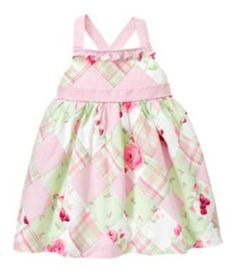 Janie and Jack Spring 2012 girl kid, kid cloth, babi dress, jack spring, dresses, dress up, kid fashion, jani, patchwork dress
