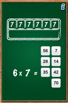 MathTappers: Multiples - a math game to help children learn basic facts for multiplication and division ($0.00)  MathTappers: Multiples is a  simple game designed first to help learners to make sense of multiplication and division  with whole numbers, and then to support them in developing fluency while maintaining accuracy.