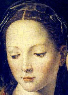 artists, young women, bronzino madonna, children, agnolo bronzino, portraits, portrait paint, infants, sword