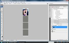 Photobooth Photostrip tutorial and FREE TEMPLATE!