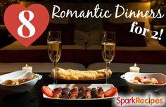 romanc, romantic dinners, valentine day, romant dinner, dinner tabl, marri coupl, cena romantica, dinner ideas, romantic dates