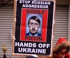 Ukraine, Valdimer Putin