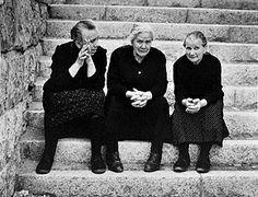 Italian Vintage Photographs ~ Nino Migliori