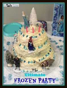 Here are some cool tips and tricks on how you can plan the ultimate Frozen party!