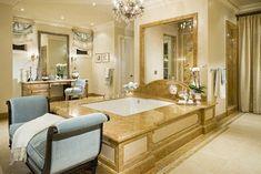 elegant bathroom design
