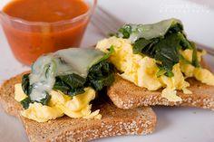 ten healthy breakfasts in ten minutes