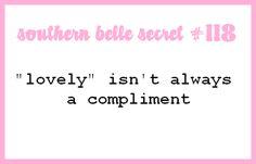 Southern Belle Secret #118