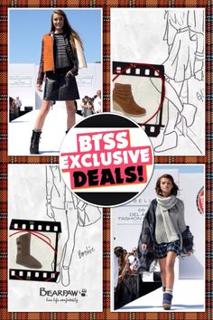 Head back-to-school in BEARPAWs. On ✏️Back-to-School Saturdays ✏️score 20% off and as always, free shipping AND exchanges!!! Go to www.bearpaw.com/backtoschool and use coupon code BTSS14 at checkout.  For other back to school  savings go tohttp://www.teenvogue.com/insider/deals #H&M #abercrombie #Delias #katespade #billabong #aeropostale #essie #americaneagle #michaelkors