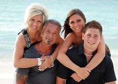 Long Island Medium: Caputo Family Pictures: Long Island Medium: TLC