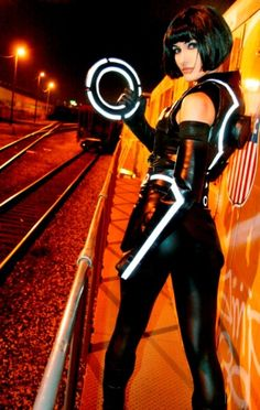 Quorra / Tron Legacy