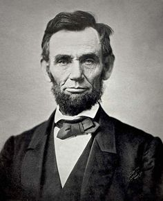 """Photo of President Abraham Lincoln, 8 November 1863, 11 days before delivering the Gettysburg Address. Credit: Alexander Gardner; Wikimedia Commons. Read more on the GenealogyBank blog: """"Gettysburg Address: Abraham Lincoln's Monumental Speech."""" http://blog.genealogybank.com/gettysburg-address-abraham-lincolns-monumental-speech.html"""