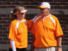 Ralph and Karen Weekly, Tennessee Lady Vols. Such an incredible duo!
