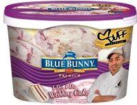 "Love: Blue Bunny 'I Do, I Do""! Wedding Ice Cream"
