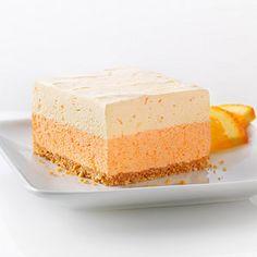 Orange Dream Layered Squares