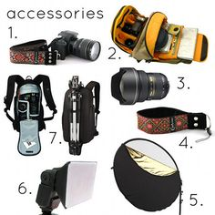 Top 20 photography gadgets