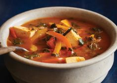 Spicy Tofu Stew | Vegetarian Times