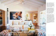 Kristy Lee Interiors: Lulu DK's beachy - boho home