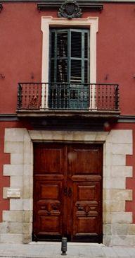 Palacio del marqués de Matallana. 1776. Hoy Museo del romanticismo