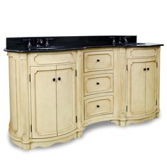 Vanity Cabinets Granite Tops Black Granite Countertops Double Vanity
