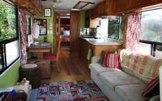 rv living decor