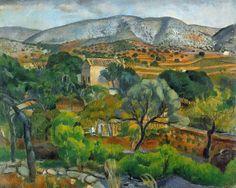 Joaquim Sunyer (Spanish, 1874 – 1956)  1913