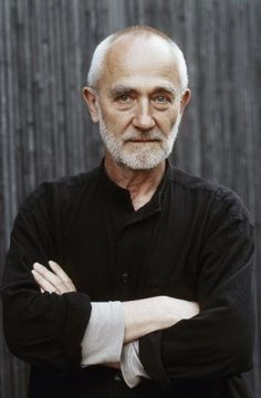 ONE OF MY MEN OF ARCHITECTURE: Peter Zumthor