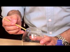 How to Create Confetti Drinking Glasses with @Mark Van Der Voort Montano @DecoArt Inc. Inc.