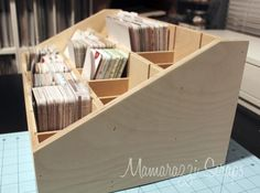 Organizing Project Life (Custom Made By Stamp-n-Storage)
