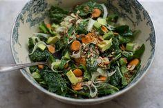 Kale Market Salad Recipe