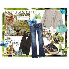 """Leifsdottir Spring Contest"" by missredheadgirl on Polyvore"
